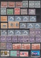 ANTIGUA Lot Of MH & Used Stamps - QEII Era - Some Duplication - Antigua & Barbuda (...-1981)