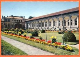 88 EPINAL Bibliothèque Municipale Et La Maison Romaine Carte Vierge TBE - Epinal