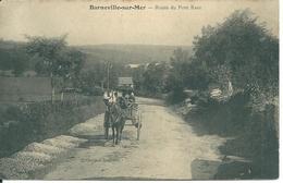 MANCHE - BARNEVILLE SUR MER - ROUTE DU PONT RASE - Barneville