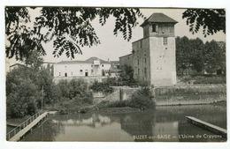BUZET SUR BAISE L'usine De Crayons - France