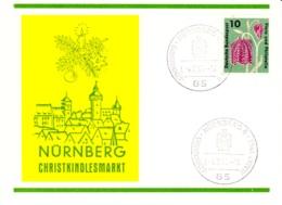 1963 Nürnberg Christkindlesmarkt - Weihnachten