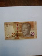 Afrique Du Sud 20 Rand 2015 Dans L 'état (1) - South Africa