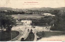 D64   PAU   La Gare Du Midi  ..... - Pau