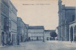CPA Mazères - Cours Phébus Et Hospice - France