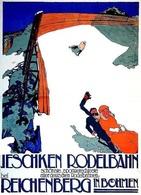 @@@ MAGNET - Jeschken Rodelbahn  Reichenberg - Advertising
