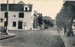 95) MERY-SUR-OISE : Rue De Paris - Le Carrefour - Mery Sur Oise