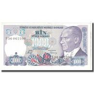 Billet, Turquie, 1000 Lira, KM:196, NEUF - Turquie