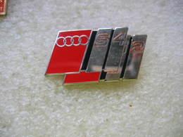 Pin's Audi S4, S2, Sigle AUDI - Audi