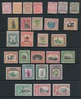 NORTH BORNEO, 1886 And Later MM/unused Collection, Cat £88 - Noord Borneo (...-1963)