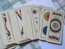Carte Da Gioco Modiano / 1968 - Carte Da Gioco