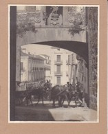 CACERES  1929 Photo Amateur Format Environ 7,5 Cm X 5,5 Cm - Plaatsen