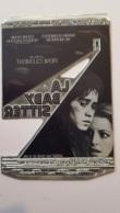 PLAQUE METAL PUBLICITAIRE FILM  LA BABY SITTER 1975 - Advertising (Porcelain) Signs