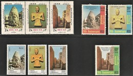 1973 Iran / Pakistan / Turkey RCD: Historical Sites Joint Issue (** / MNH / UMM) - Joint Issues