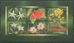 Antigua Und Barbuda 2002 Blüten: Gummiwein 3863/68 K Postfrisch (C72055) - Antigua Und Barbuda (1981-...)