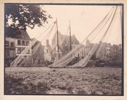 LE CROISIC Le Port  1929 Photo Amateur Format Environ 7,5 Cm X 5,5 Cm - Plaatsen