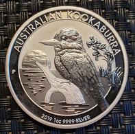 "Australia 1 Dollar 2019  ""Kookaburra""  - Silver - Australia"