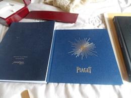 PIAGET.Chopard.GP.Perregaux. 3 Volumes - Juwelen & Horloges