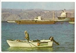 S7608 - Aqaba - A Fisherman From Aqaba - Jordanie