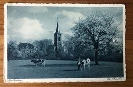 Opladen Evangelische Kirche Alte Aufnahme - Leverkusen