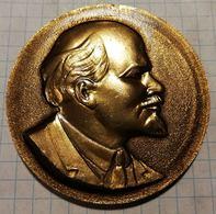 Russia USSR 1970 Lenin, Medal 6 Cm - Other