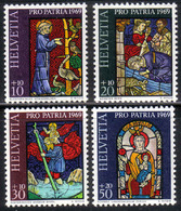 PRO PATRIA 1969 ** / MNH Série Complète Voir Description - Pro Patria