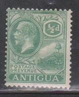 ANTIGUA Scott # 42 MHR - KGV Definitive - Antigua & Barbuda (...-1981)