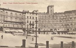 SIENA - PALAZZO SANSEDONI - FORMATO PICCOLO - VIAGGIATA 1931 - (rif. M34) - Siena