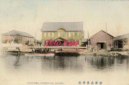 JP - Yokokama - Commercial School - 1905 - Yokohama