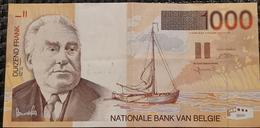 Belgium 1.000 Francs ND (1997) - [ 2] 1831-... : Royaume De Belgique