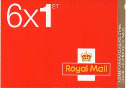 GREAT BRITAIN 2014 Classic Locomotives Of Wales Booklet - Booklets