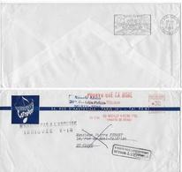"""Enveloppe """"Editions Musicales CARROUSEL"""" Flamme Rouge """"POURVU QUE CA DURE Sandy Shaw VOGUE PNV 24139"""" - Musique & Instruments"""