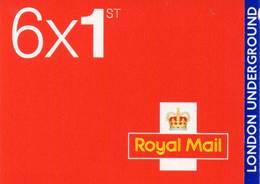 GREAT BRITAIN 2013 London Underground Booklet - Booklets