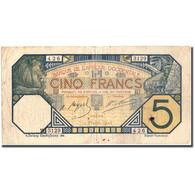 Billet, French West Africa, 5 Francs, 1926, 1926-02-17, KM:5Bc, TB - États D'Afrique De L'Ouest