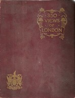 "4119 ""350 VIEWS OF LONDON"" PUBLISHED BY ROCK BROS., LTD., LONDON E.C. - Cultural"