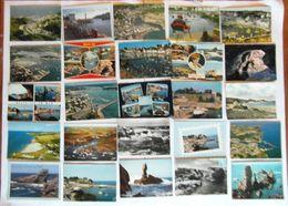 BELLE ILE En MER  56  Vue Divers . Lot De  37 Cartes ( Voir 2 Photos ) - Belle Ile En Mer