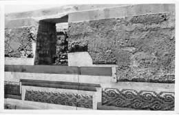 MEXICO Mexique ** Tarjeta Foto Real Photo Carte Photo # 137 ** Pyramid TENAYUCA - Format CPA - Messico