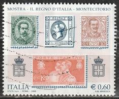 Italia 2006 - € 0,60 - Mostra Montecitorio, Il Regno D'Italia - 6. 1946-.. Repubblica