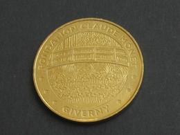 Médaille De La Monnaie De Paris 2016 - FONDATION CLAUDE MONET - GIVERNY   **** EN ACHAT IMMEDIAT  **** - 2016