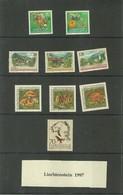 """4121 """"LIECHTENSTEIN 1997-19 FRANCOBOLLI NUOVI"""" - Liechtenstein"""