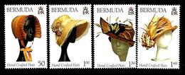 "Bermuda   ""Hand Crafted Hats""    Set    (new Issue- May-30-2019)   MNH - Bermuda"