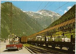 S7623 - Mallnitz - Autoverladung Tauern-tunnel - Mallnitz