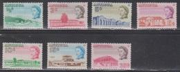 ANTIGUA Scott # 167 // 77 MH - QEII & Various Buildings - 1960-1981 Ministerial Government