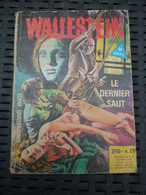 Wallestein N°26: Le Dernier Saut/ Editions Elvifrance, 1979 - Petit Format