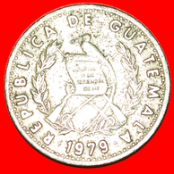 + MAYAN SCULPTURE (1976-2009): GUATEMALA ★ 10 CENTAVOS 1996 MINT LUSTER! LOW START ★ NO RESERVE! - Guatemala