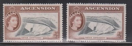 ASCENSION Scott # 62 MH X 2 - QEII & Water Catchment - Ascension