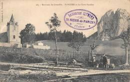 Saint St Nizier Du Moucherotte Les Trois Pucelles Tampon Pariset Seyssinet - Andere Gemeenten