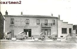 PONTGIBAUD HOTEL DES NEGOCIANTS BOUCHEIX-SOUCHAIRE PLACE DE LA REPUBLIQUE 63 AUVERGNE - France
