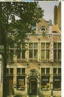"71 - Restaurant "" Savarin"" 7 Rue Des Bouchers Bruxelles - Cafés, Hotels, Restaurants"