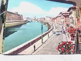 2 CARD PISA  LUNGARNI    VB1959/67 HC9857 - Pisa