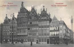 ANTWERPEN - Huis Der Vakvereenigingen - Antwerpen